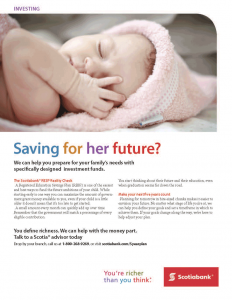 Scotiabank flyer