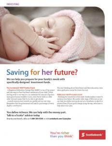 Scotiabank flyer