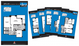 Floorplans Inserts for Conservatory Group