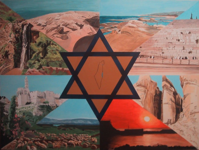Israel Poster Project